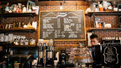 مقهى باريستا