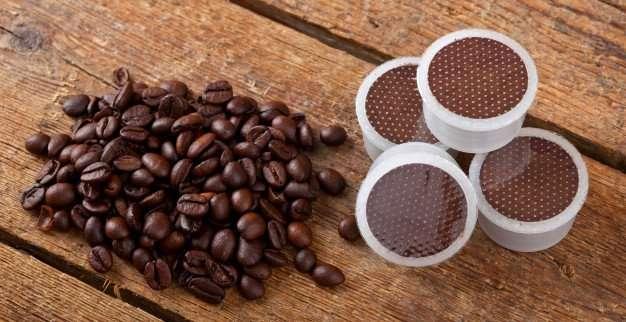 كبسولات قهوة الكابتشينو