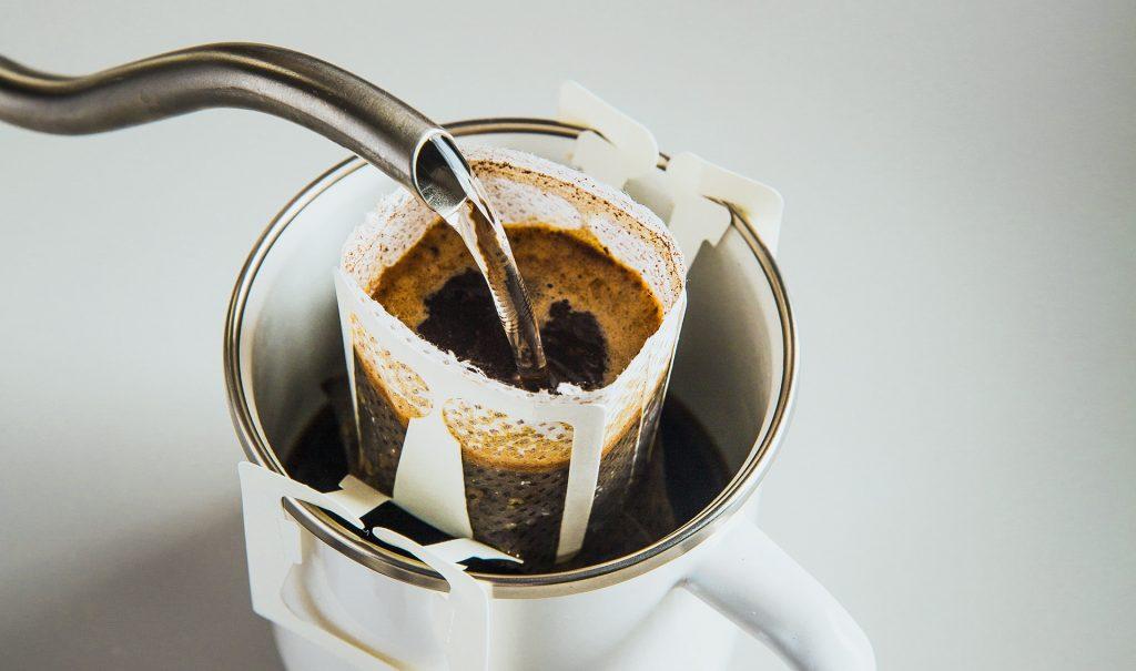 أظرف فلتر القهوة السوداء