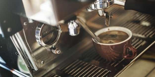 طريقة تحضير القهوة السوداء