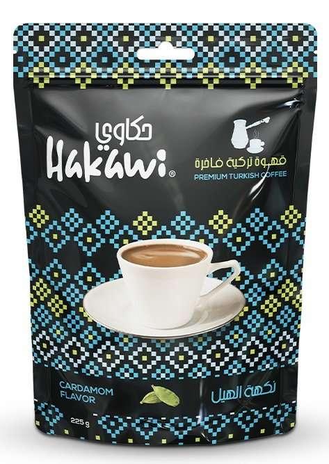 قهوة حكاوي التركية بالهيل
