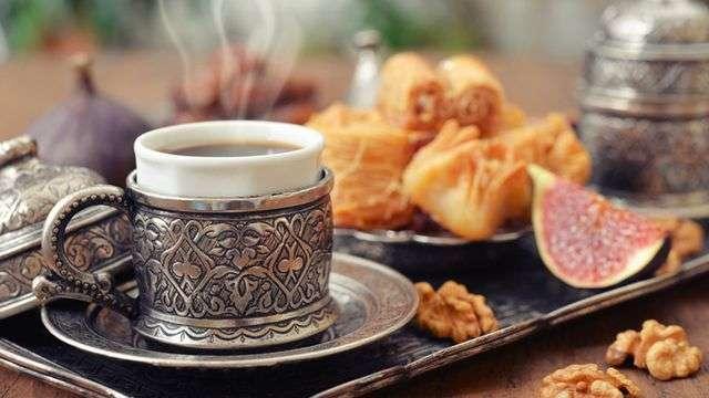 قهوة عربية من حكاوي