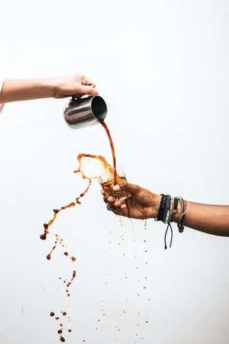 قهوة باردة دايت