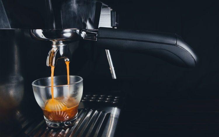 استخلاص القهوة