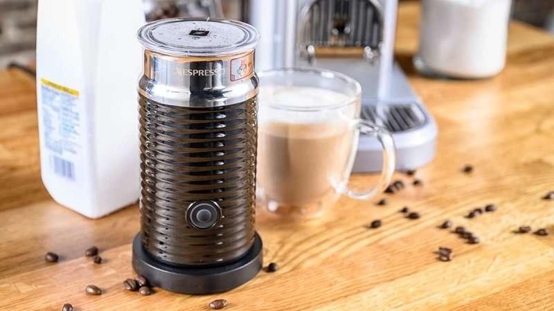 ماكينة رغوة القهوة نسبريسو