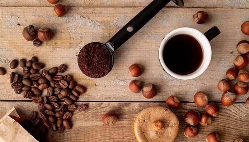 طريقة تحضير القهوة الفرنسية بالبندق