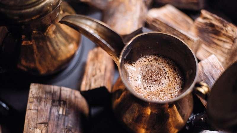 قهوة عربية بدون كافيين