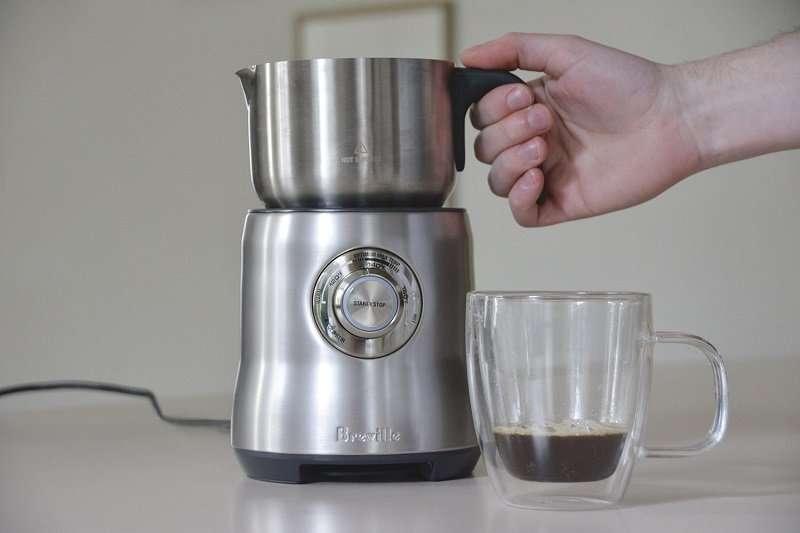 ماكينة رغوة القهوة بريفيل