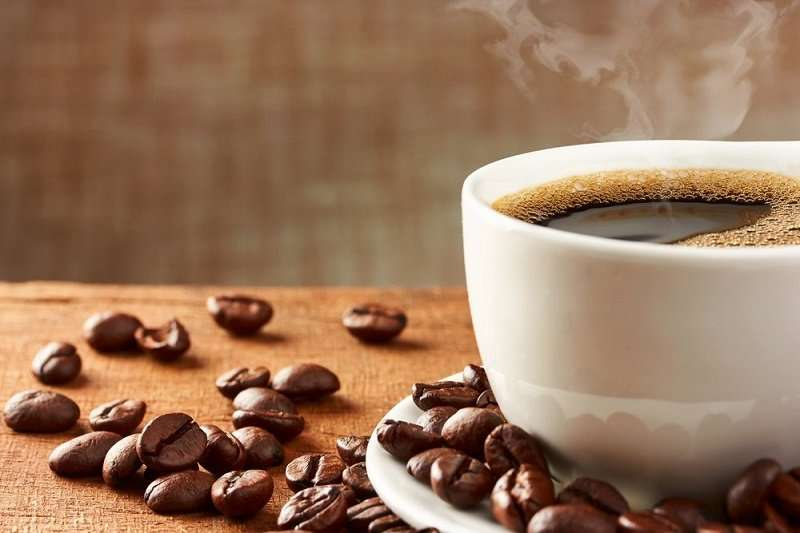 مما تتكون القهوة منزوعة الكافيين