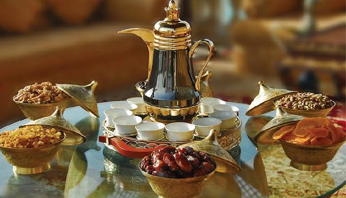 انواع فنجان القهوة عند العرب