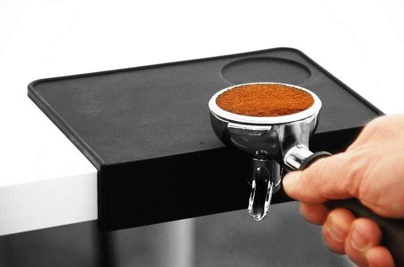 قاعدة كبس قهوة من المطاط