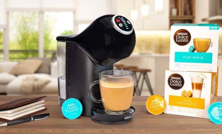 ماكينة قهوة دولتشي قوستو جينيو اس بلس