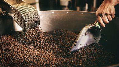 محمصة قهوة